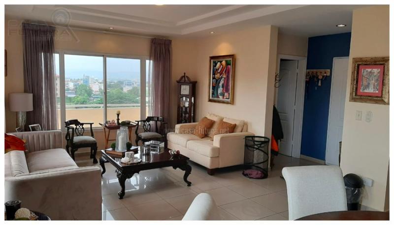 Venta o Renta de amplio apartamento totalmente privado ya que solo hay un apartamento por piso, Se encuentra muy bien ubicado en Colonia Payaqui cerca de Lomas del Guijarro y Mall Multiplaza Cuenta con Seguridad 24/7<br /> <br /> DESCRIPCION • Area de construccion aproximada: 196 m2 • Habitaciones: 3 • Ba&ntilde;os completos: 2 • Ba&ntilde;o de visitas: 1 • Amplia sala - comedor • Cocina con muebles • Alacena • Sala familiar • Closet de blancos • Dormitorio de empleada con ba&ntilde;o: 1 • Estacionamientos: 2 • Balcones: 3 • Lavanderia privada • Bodegas: 1 • Todas las paredes interiores del apartamento son de bloque • Aires instalados en los tres dormitorios 2 Inverter • Linea blanca en cocina<br /> <br /> IDEAL PARA: • Empresarios • Embajadores • Ejecutivos de alto perfil • Banqueros • Recien casados • Familias con hijos<br /> <br /> EDIFICIO CUENTA CON • Elevador • Gradas de emergencia • Azotea con area social • Piscina • Gimnasio • Ubicacion super estrategica • Planta electrica<br /> <br /> NOTAS -En la opcion de Alquiler incluye: l&iacute;nea blanca, juego de comedor, muebles de sala, juego de cama y tocador del cuarto principal. -En la opcion de Venta incluye: linea blanca, juego de comedor, muebles de sala y nuevo de cama y tocador del cuarto principal