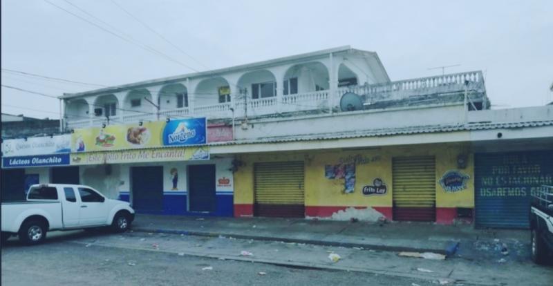 Venta edificio de locales en Bo. Medina