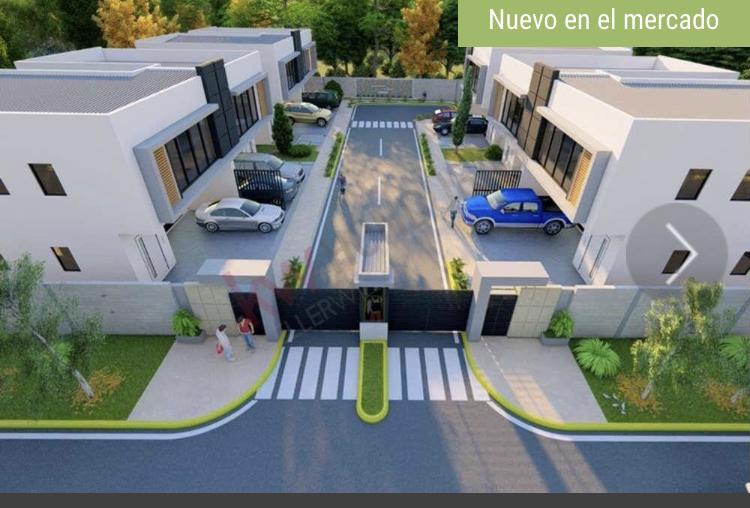 PREVENTA DE TOWNHOUSES EN LA TREJO.